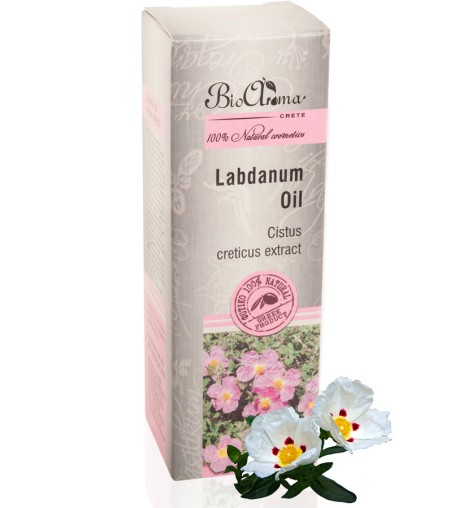 BioAroma - Labdanum oil (50ml) (Face Care)