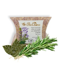 BioAroma - Olive oil soap for hair loss / 100gr (Hair Care