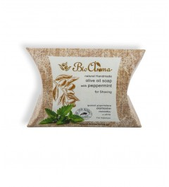 BioAroma - Olive oil soap for shaving (Mens Care)